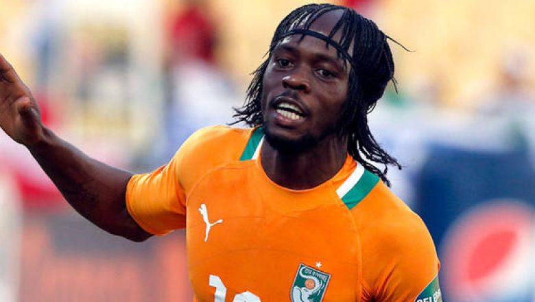 Gervinho - CAN 2021 - Patrice Beaumelle