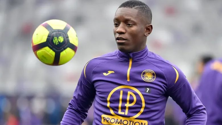 Max Gradel - Toulouse Fc