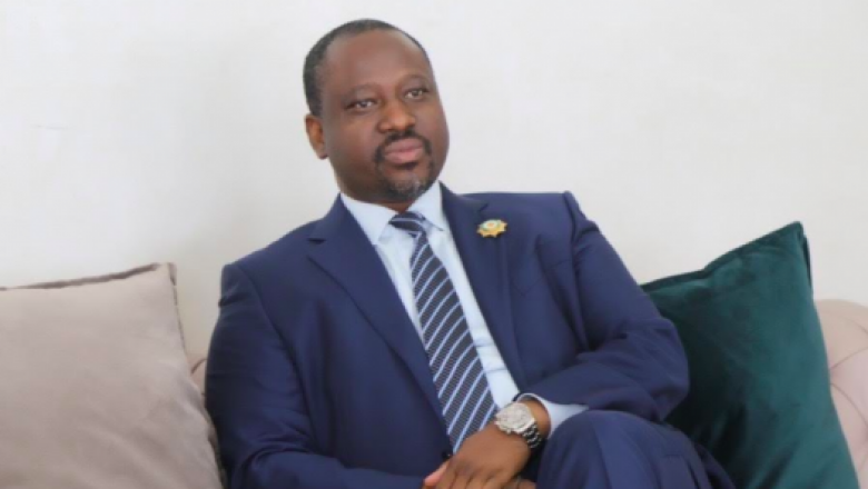 Guillaume Soro candidature