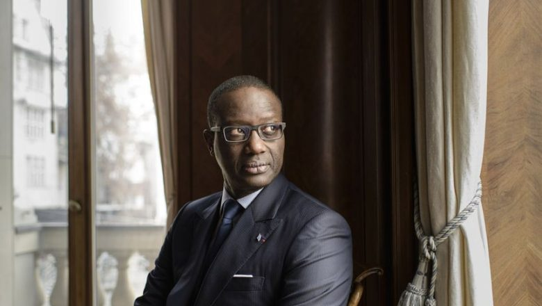 Tidjane Thiam - Convention PDCI