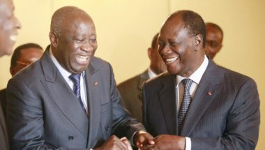 acquittement gbagbo blé Goudé